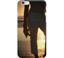 At The Beach iPhone Case/Skin