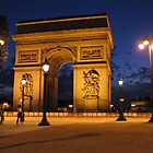 Arc de Triomph by Ashley Lawrence
