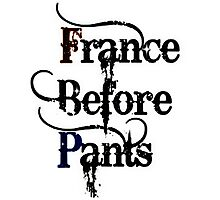 France Before Pants!  Photographic Print