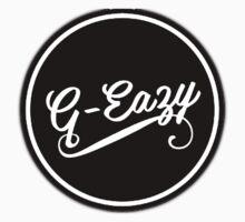 G-Eazy Logo T-Shirt
