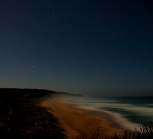 Johanna Beach - Scorpio Rising by Richard Heath