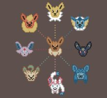 Choose your path - Eevee by foryouistellify
