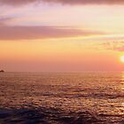 sunset at little fistral.... by Lucan  Netley (LDN Photoart)