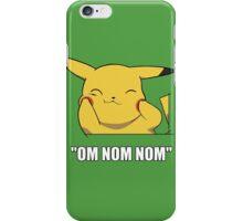 Pikachu Nom iPhone Case/Skin