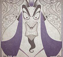 Jafar Speaks by Indestructibbo