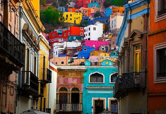 Juegos in Guanajuato by Skip Hunt