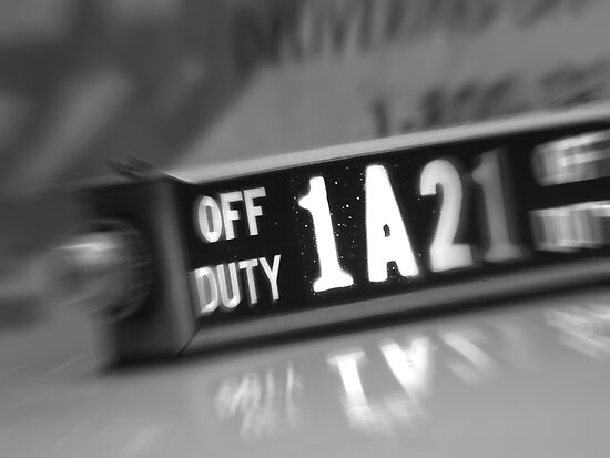 Off Duty by Andy Mulley