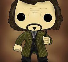 Sirius Black by SpaceWaffle