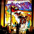 Stained Glass Bar by David DeWitt