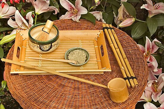 Tea Ceremony by Shannon Beauford