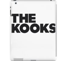 the kooks iPad Case/Skin