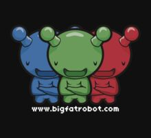 Big Fat Promo Tee #1 by BigFatRobot