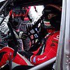Craig Lowndes Cockpit by Angryman