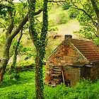 The Woodcutter's Cottage by Nicholas Averre