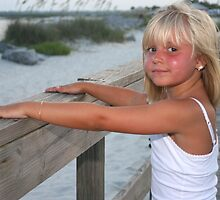 Boardwalk at Ponce Inlet by lauriandrews