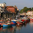Evening in Weymouth by RedHillDigital