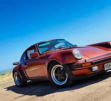 Porsche 930 Turbo by Andre Gascoigne