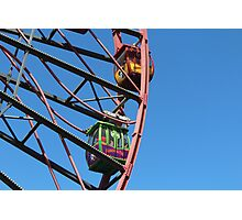 Fun Wheel  Photographic Print