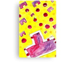 Ao Tu tomato! Canvas Print