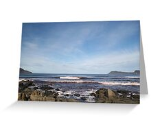 Cloudy Bay Greeting Card