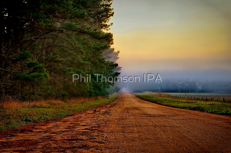 """Blackgate Road"" by Phil Thomson IPA"