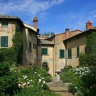 Tuscan villa by William Mason