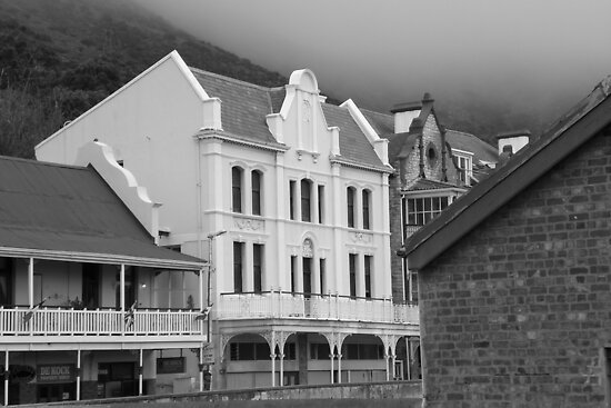 ABC Building, Simonstown by Bruce Eitzen