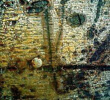 Urban Graffiti Tree #2 by Julie Marks