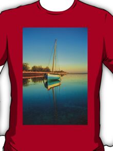 Dhow in the shallow water T-Shirt