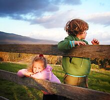 Kids in the Valley by Naomi Mawson
