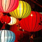 Hoi An Lamps by Inishiata