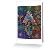 Deep Consonance digital - 2015 Greeting Card