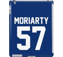 "Dean Moriarty ""57"" Jersey iPad Case/Skin"