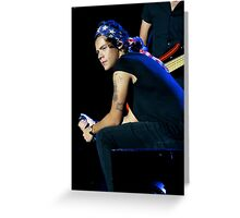 Harry Styles Greeting Card