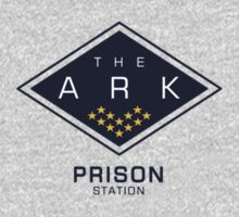 The Ark - Prison Station by laurauroraa