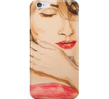 Those Sweet Words iPhone Case/Skin