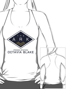 The 100 - Octavia Blake T-Shirt