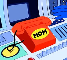 Mom hotline by emilegraphics