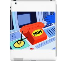 Mom hotline iPad Case/Skin