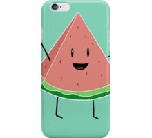 Walter Melon - Cute Salad iPhone Case/Skin