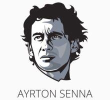 Ayrton Senna da Silva by sweetlord