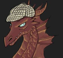 The Hobbit Smaug, Sherlock crossover by Fapthesystem