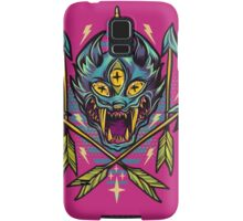 Cat Beast  Samsung Galaxy Case/Skin