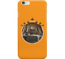 Robot Crest iPhone Case/Skin