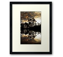 grandiose Framed Print