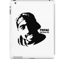Tupac iPad Case/Skin