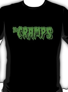 The Cramps (green) T-Shirt