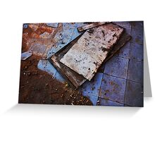 Dirt + Linoleum Greeting Card