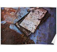 Dirt + Linoleum Poster
