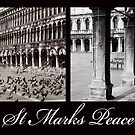 St Marks Peace by DavidROMAN